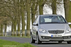Mercedes A class hatchback photo image 2