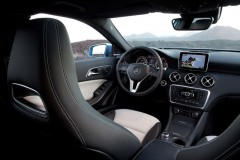 Mercedes A class hatchback photo image 13