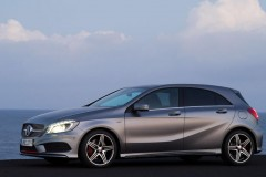 Mercedes A clase hatchback foto 10