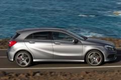 Mercedes A class hatchback photo image 9
