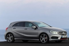 Mercedes A class hatchback photo image 8