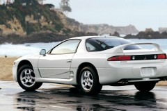 Mitsubishi 3000 GT coupe photo image 4