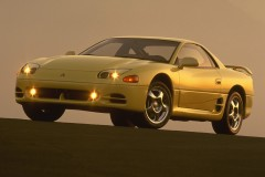 Mitsubishi 3000 GT coupe photo image 6