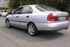 Mitsubishi Carisma sedan photo image 2