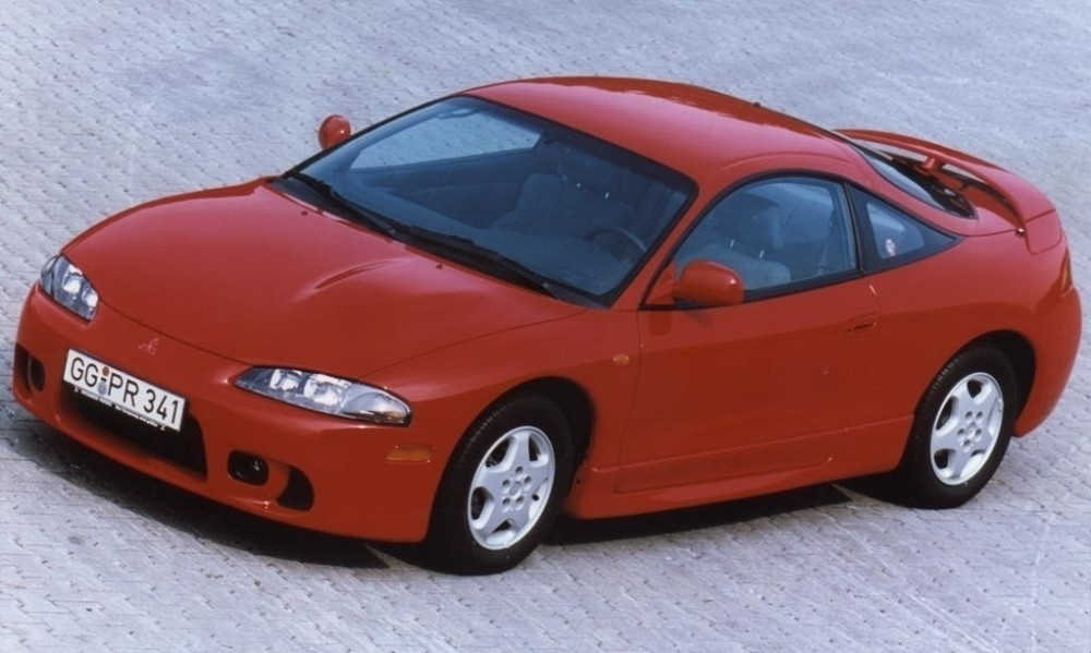 mitsubishi eclipse coupe 1996 1999 reviews technical data prices auto abc