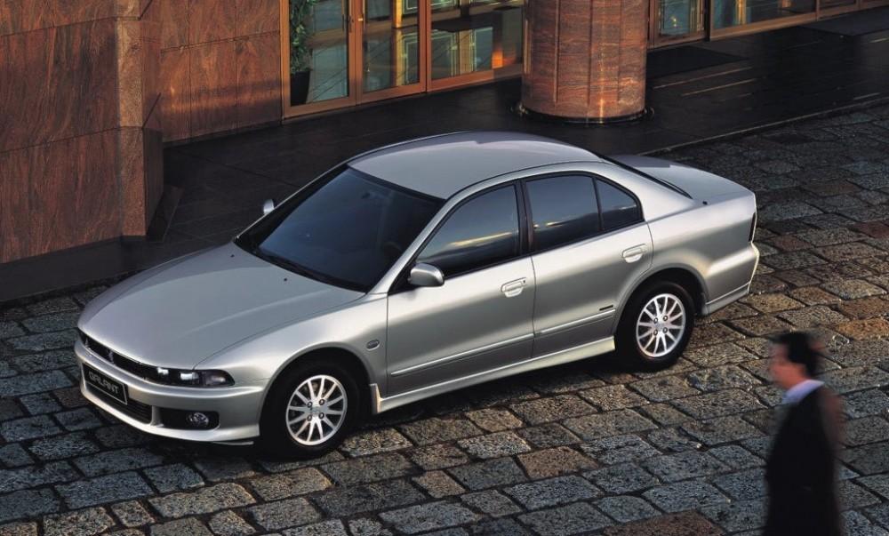 Mitsubishi Galant Sedan 1997 2004 Opiniones Datos Tecnicos Precios