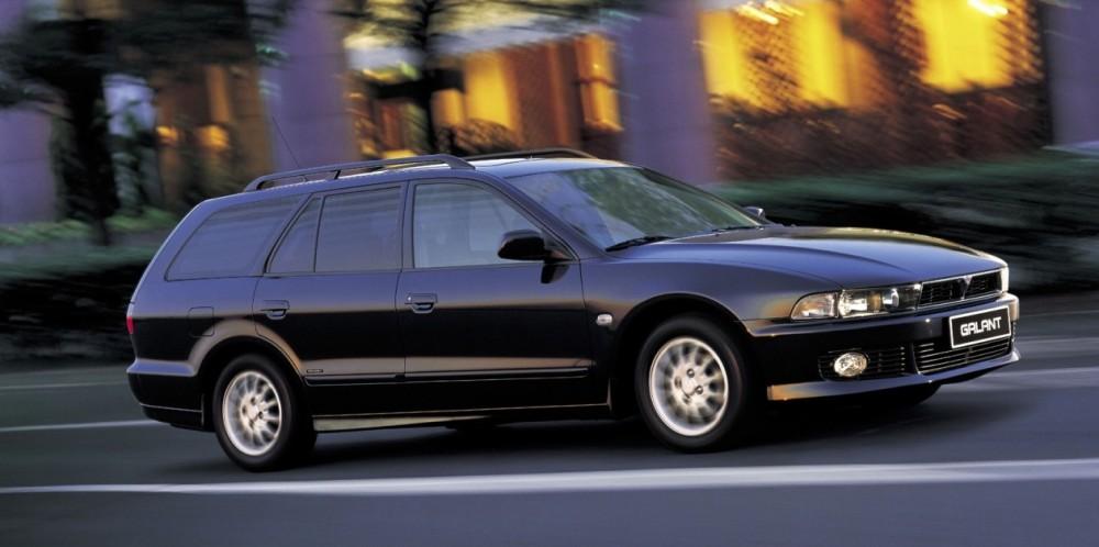 Mitsubishi Galant Sedan 1997 2001 Opiniones Datos Tecnicos Precios