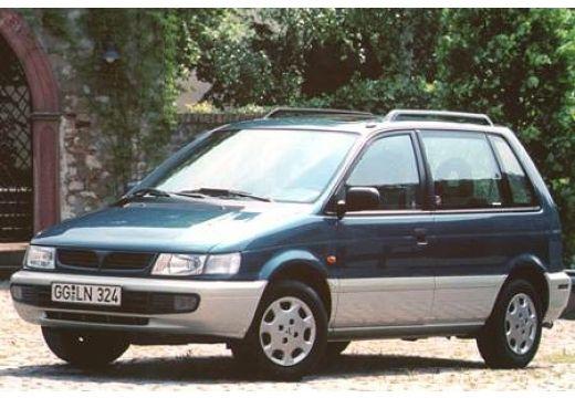 Mitsubishi Space Runner Minivan / MPV 1999 - 2002 reviews