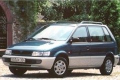 Mitsubishi Space Runner minivan photo image 2