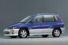 Mitsubishi Space Runner minivan photo image 1