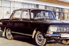 Moskvitch 412 sedan photo image 3