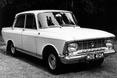 Moskvitch 412 sedan photo image 1