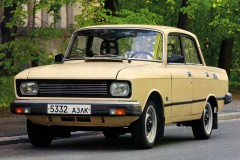 Moskvitch 412 sedan photo image 2