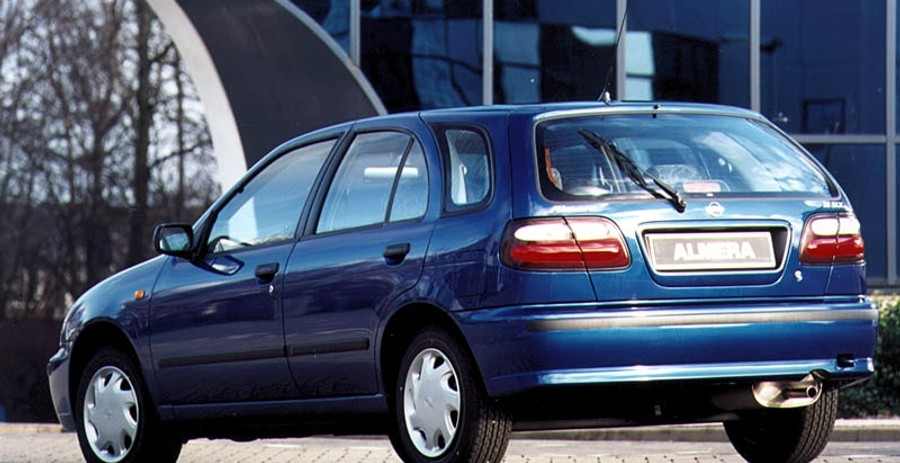 nissan almera hatchback 1998 - 2000 reviews, technical data, prices