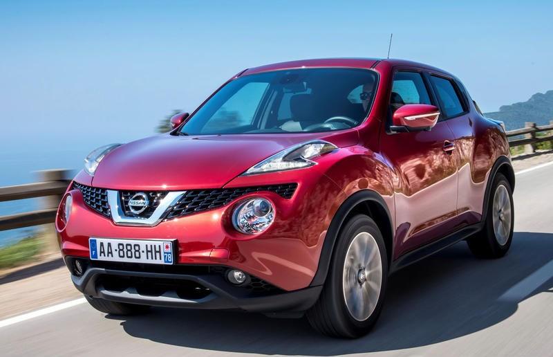 Nissan Juke 2014 foto attēls