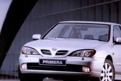 Nissan Primera sedana foto attēls 6