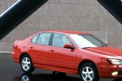 Nissan Primera sedana foto attēls 2