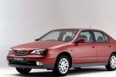 Nissan Primera sedana foto attēls 3