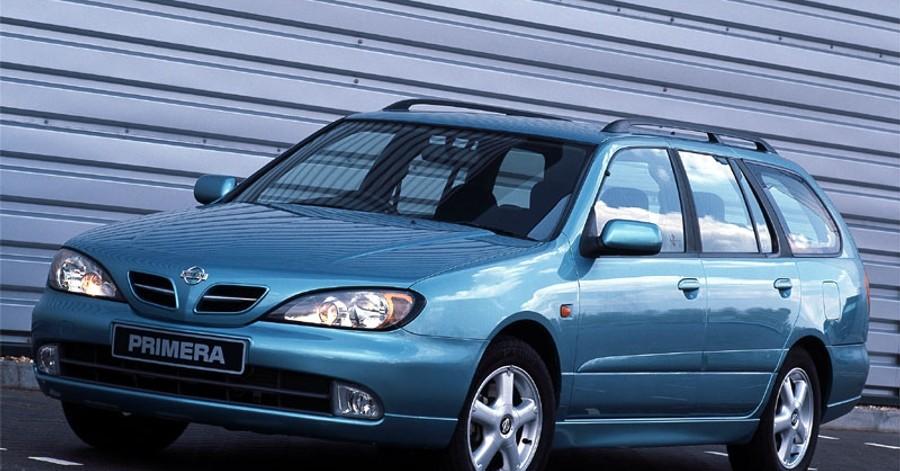 Nissan Primera Estate car / wagon 1999 - 2002 reviews, technical ...
