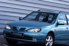 Nissan Primera universāla foto attēls 2
