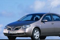 Nissan Primera hečbeka foto attēls 1
