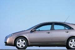 Nissan Primera hečbeka foto attēls 2