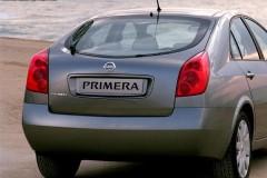 Nissan Primera hečbeka foto attēls 3