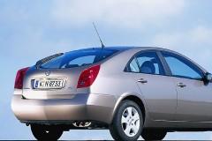 Nissan Primera hečbeka foto attēls 4