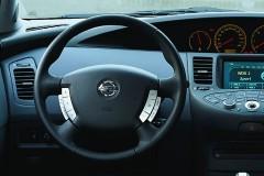 Nissan Primera hečbeka foto attēls 5