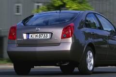Nissan Primera hečbeka foto attēls 6