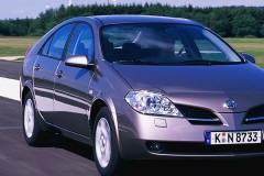 Nissan Primera hečbeka foto attēls 8