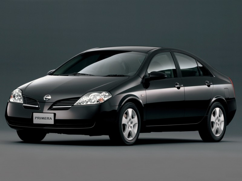 Nissan Primera 2002 foto attēls