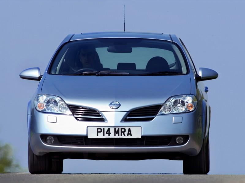 Nissan Primera 2004 foto attēls