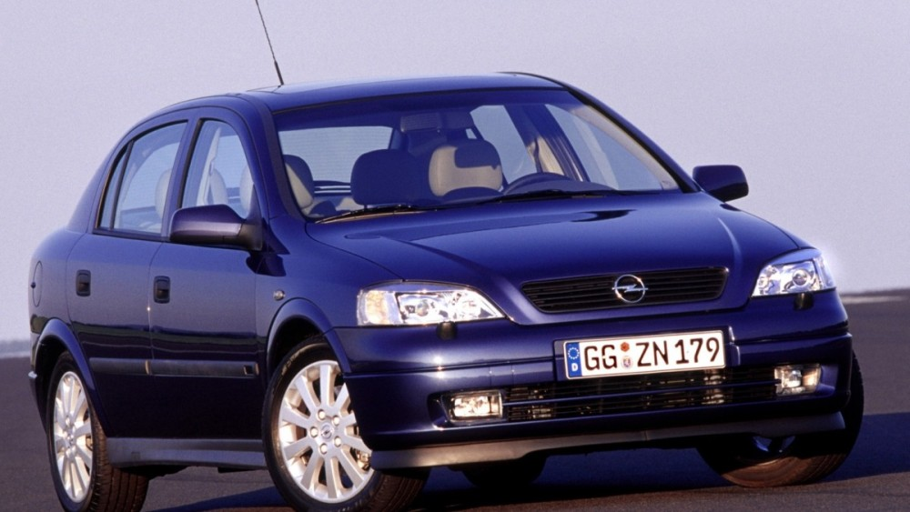 Opel Astra 1998 photo image