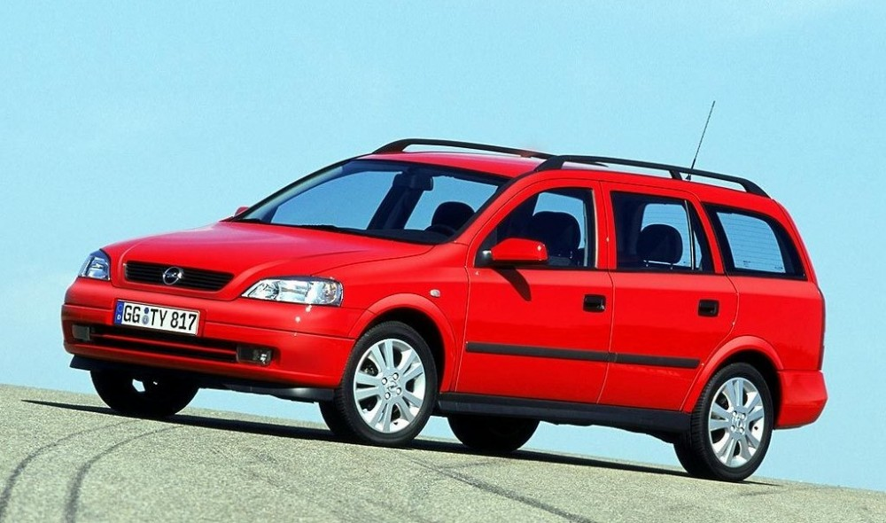 Opel astra estate car wagon 1998 2004 reviews technical data opel astra 1998 photo image publicscrutiny Gallery