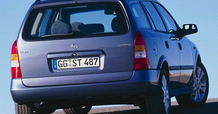Opel Astra Estate Car Wagon 1998 2004 Reviews