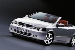 Opel Astra kabrioleta foto attēls 3