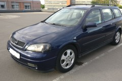 Opel Astra Estate car/wagon 2001