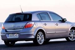 Opel Astra hečbeka foto attēls 5