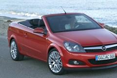 Opel Astra kabrioleta foto attēls 9