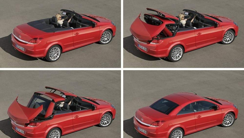 Opel Astra Cabrio 2006 2007 Reviews Technical Data Prices