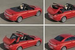Opel Astra kabrioleta foto attēls 8