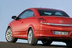 Opel Astra kabrioleta foto attēls 7