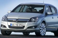 Opel Astra hečbeka foto attēls 4