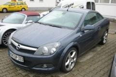 Opel Astra kabrioleta foto attēls 14