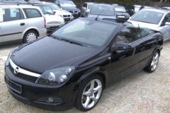 Opel Astra kabrioleta foto attēls 15