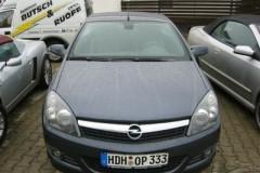 Opel Astra kabrioleta foto attēls 19