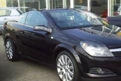 Opel Astra kabrioleta foto attēls 21