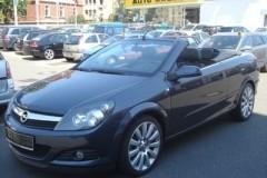 Opel Astra kabrioleta foto attēls 13