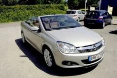 Opel Astra kabrioleta foto attēls 12